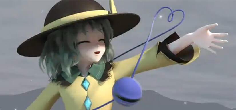 Minus-T老师的恋恋弹幕动画第三个预告