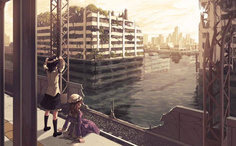少女所见的日本原风景-べらぼう老师